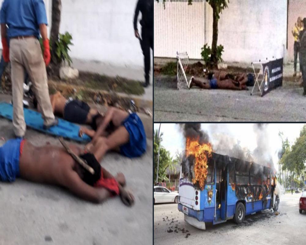 Las 16 células del narco que convirtieron en un infierno al paraíso turístico de Acapulco