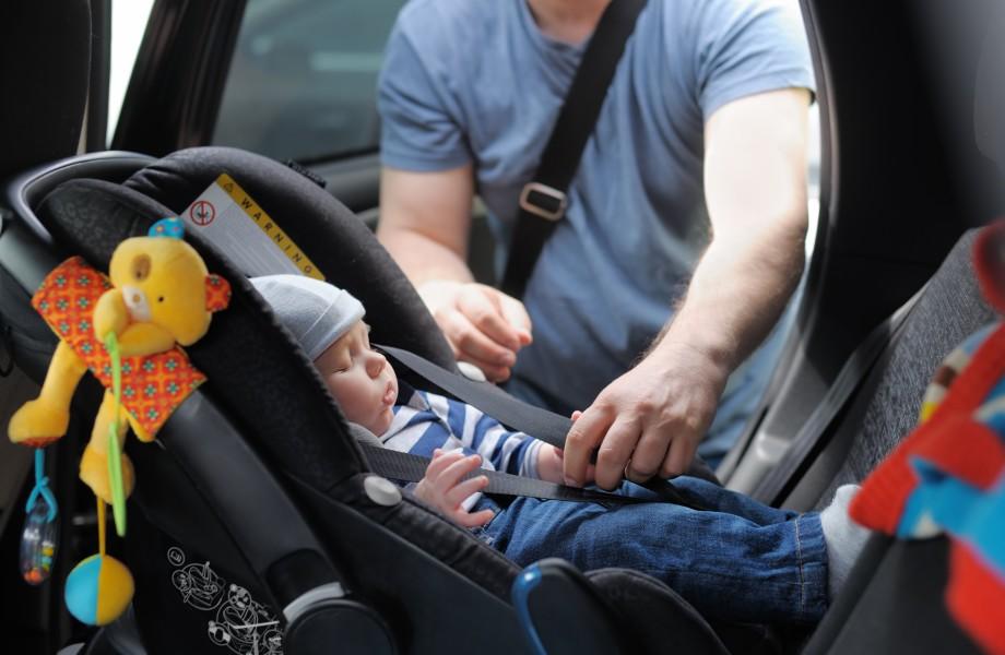 Walmart recicla el 'car seat' de tu bebé y te regala un bono en la tienda