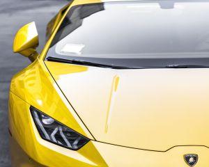 FOTOS: Niño de 14 años roba un auto y lo choca contra un Lamborghini valuado en $250,000