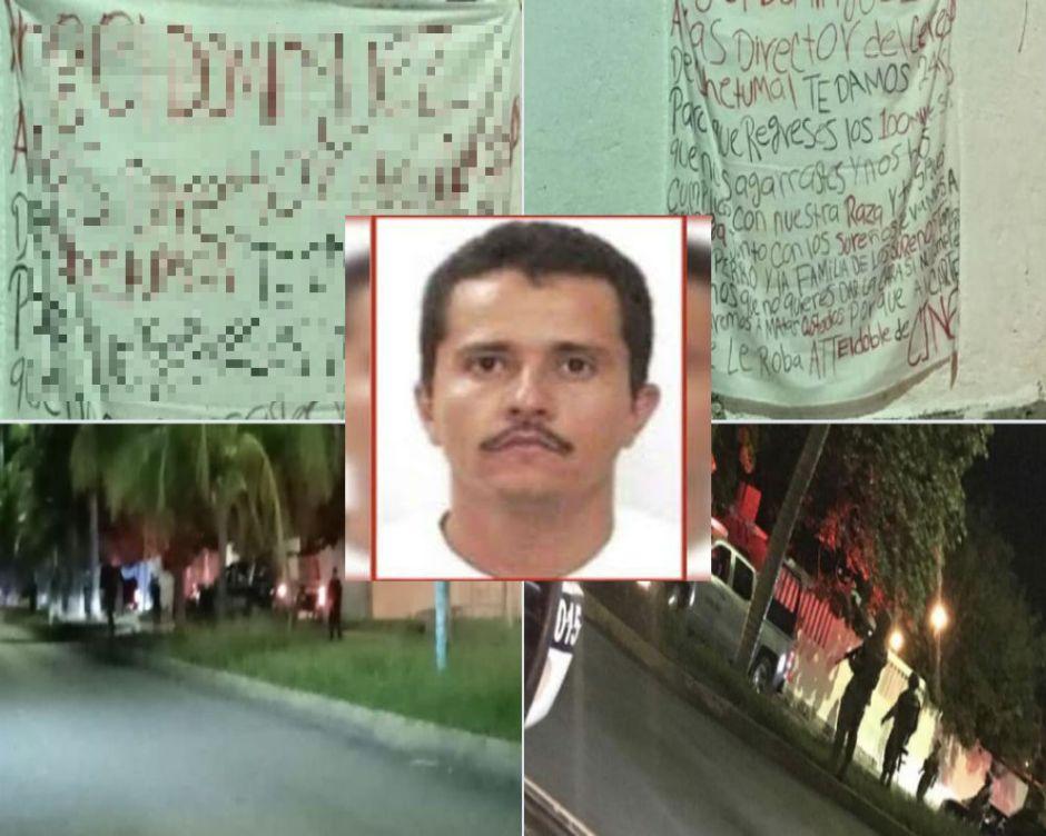 El Mencho y el CJNG exigen dinero que le robaron o empezará a matar guardias de penitenciaría