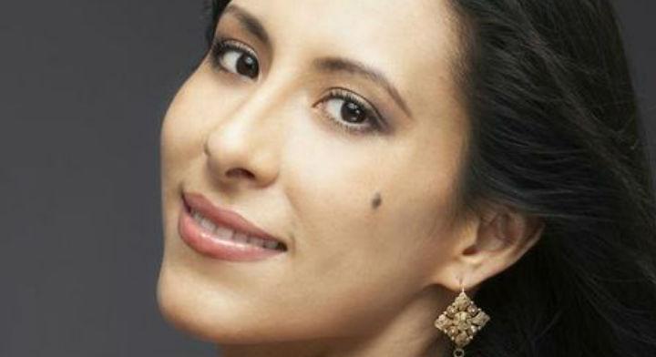 La mexicana Elisa Carrillo hace historia en el mundo de la danza.