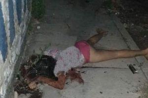 En el infierno del puerto turístico de Acapulco sicarios matan a mujer