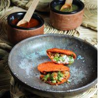 ¡El auténtico sabor mexicano! Prepara irresistibles gorditas de maíz caseras
