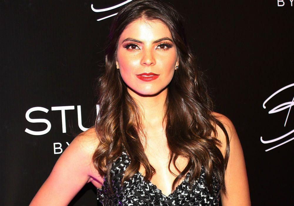 Esmeralda Ugalde.