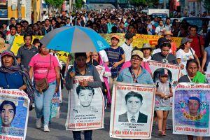 3 presos dan información para localizar a los 43 desaparecidos de Ayotzinapa