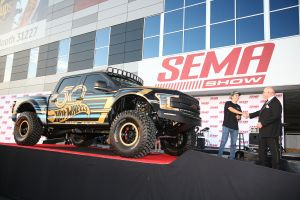 SEMA, show de autos en Las Vegas, demanda al Gobierno por no hacer su trabajo