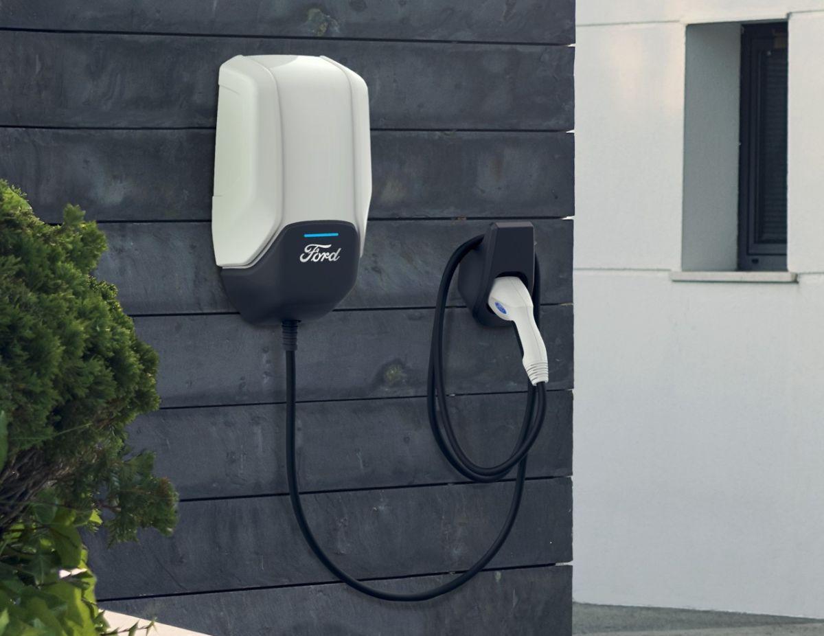 Ford y Amazon se unen para crear el sistema de recarga de vehículos eléctricos más grande en los Estados unidos