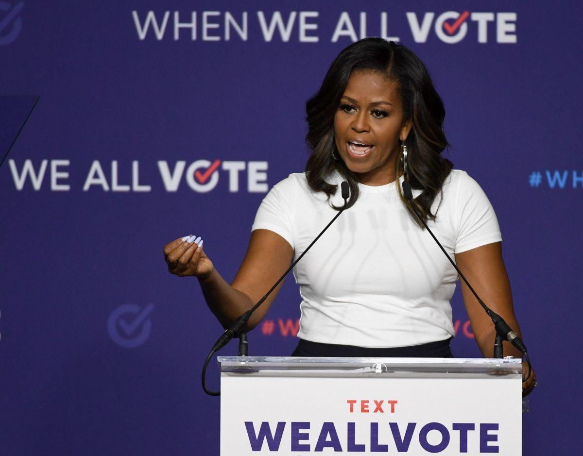 """Michelle Obama: """"No puedo hacer que la gente deje de temer a los negros"""""""