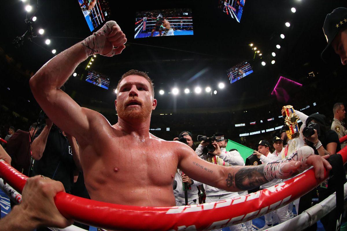 Canelo dice que la idea de boxeadores profesionales en Juegos Olímpicos es absurda y asegura que nunca asistiría