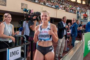 Reinas del atletismo: Gina Lückenkemper la corredora alemana que roba suspiros