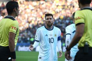 ¡Messi ciao, ciao, ciao! La CONMEBOL se niega a reducirle el castigo