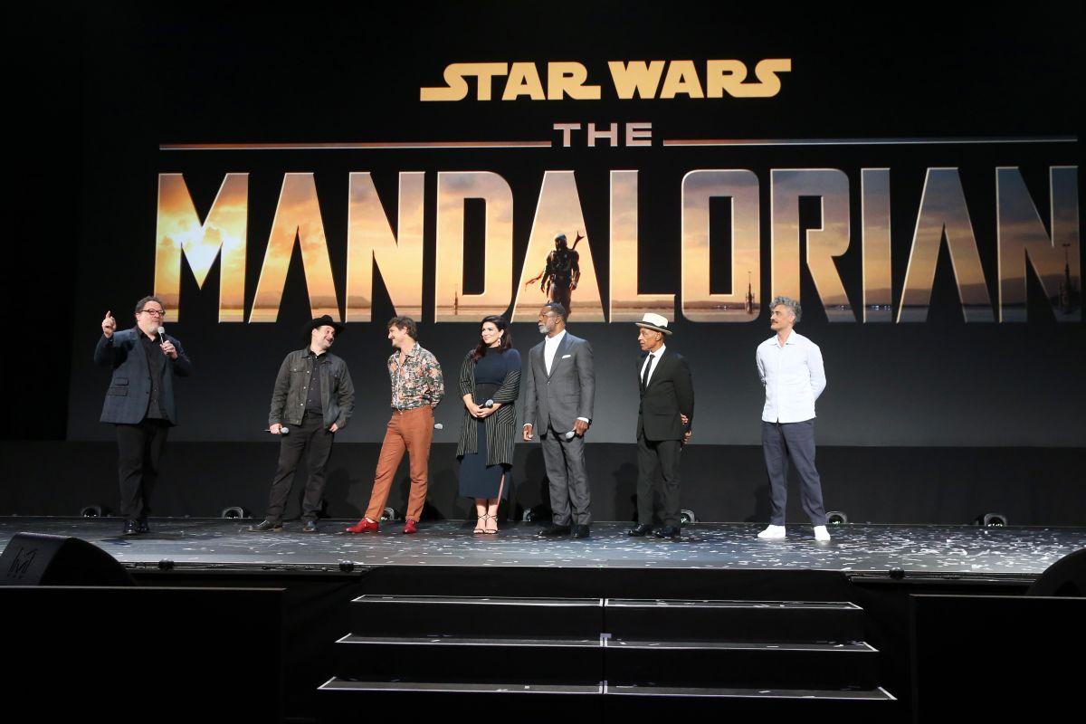 """El impresionante tráiler de """"The Mandalorian"""", la nueva serie de Star Wars"""