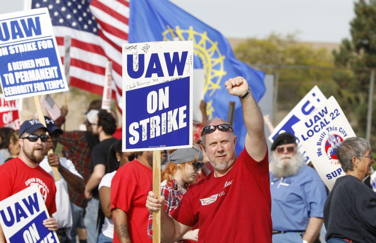 Las huelgas en contra de General Motors cumplirán un mes,  pasando a la historia como la más grande de la industria automotriz