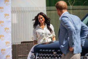 ¿Qué autos usaron Meghan Markle y el Principe Harry durante su visita a Sudáfrica?