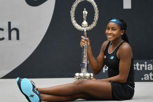 Con 15 años, Coco Gauff gana su primer título de la WTS