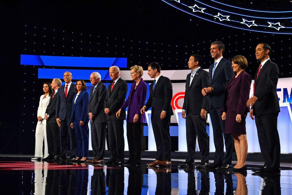 ¿18 contra Trump? Quizás, si un exgobernador se suma a la carrera por la Casa Blanca