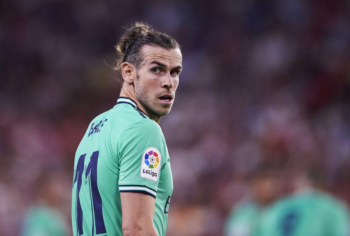 Gareth Bale es un fanático del golf y muestra gran truco en video