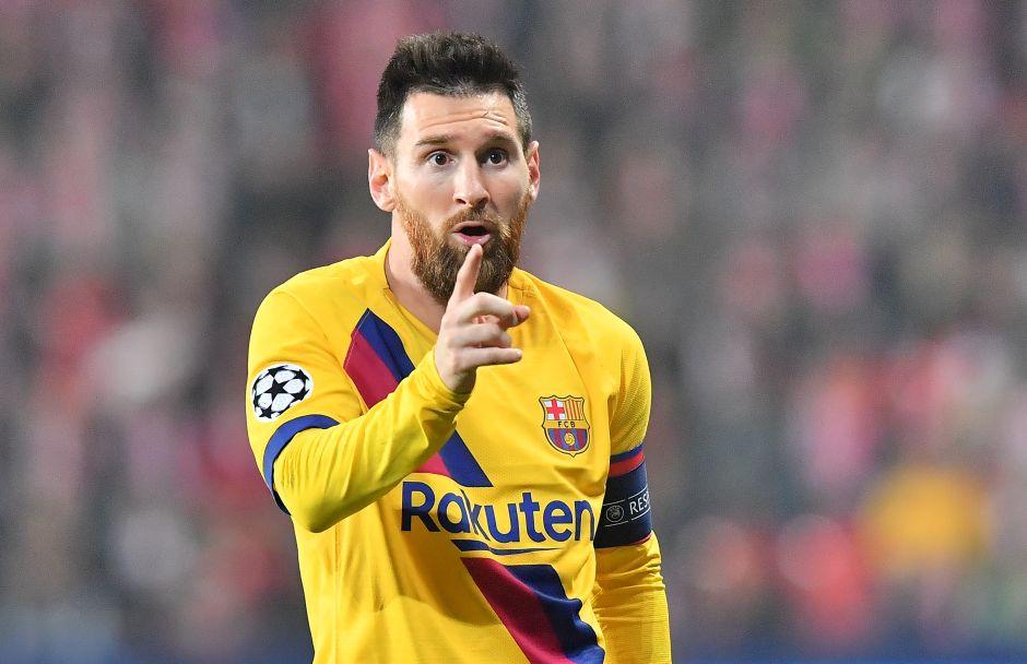 Messi revela quién es su jugador favorito y no es Maradona