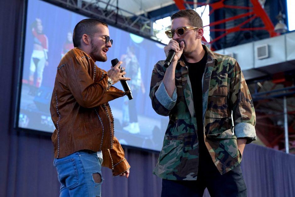 Mau y Ricky estrenan canción con Nicky jam