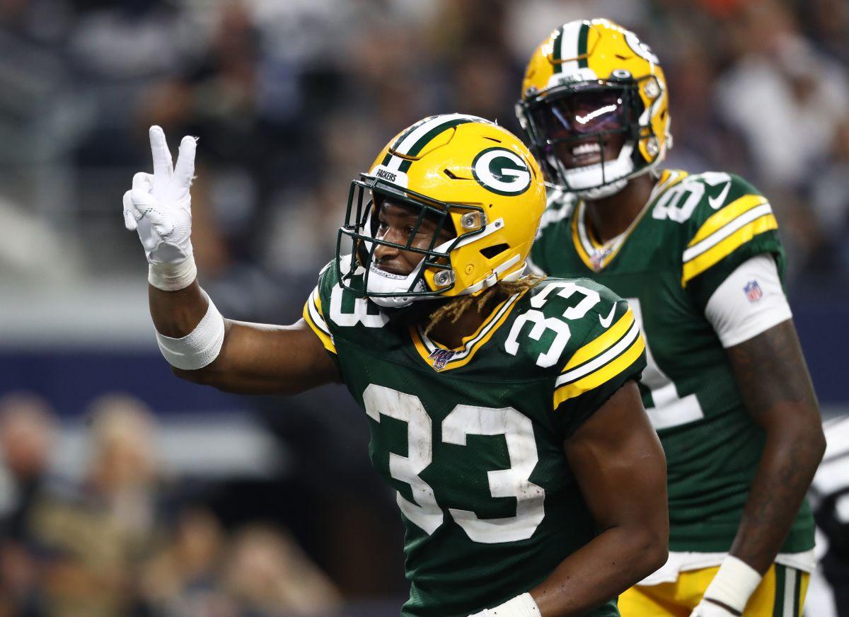 Packers desarma a Cowboys y los hace caer por segunda vez consecutiva