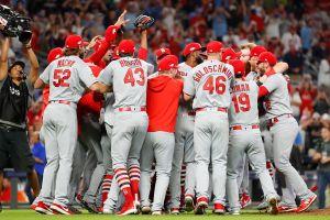 Cardinals humillan a los Braves y avanzan a la Serie de Campeonato de la Liga Nacional