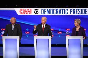 Demócratas están preocupados porque ningún candidato podría ganarle a Trump