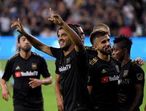 El LAFC de Carlos Vela es el favorito de los apostadores para llevarse la Copa MLS