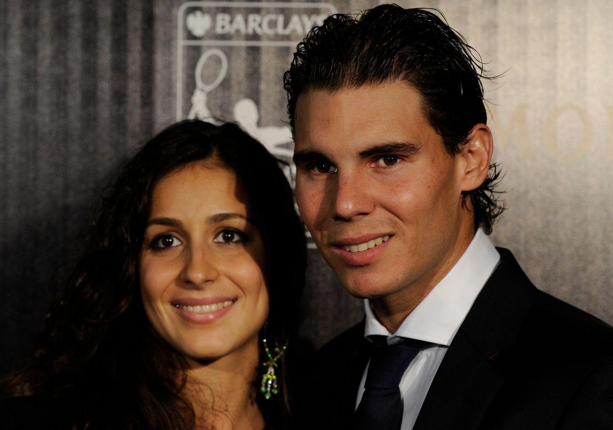 ¡Por fin! Rafael Nadal publicó una foto del día de su boda