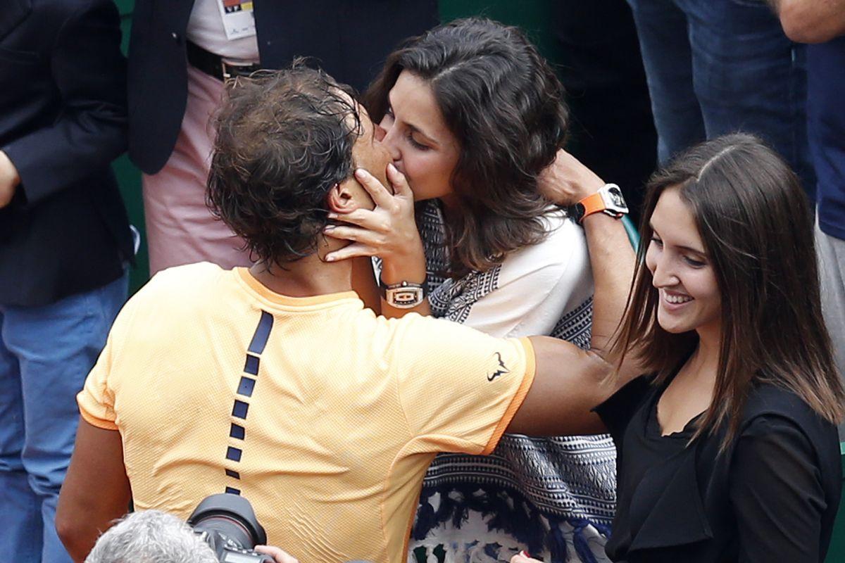 ¡Arriba los novios! Revelan primeras imágenes de la boda de Rafael Nadal