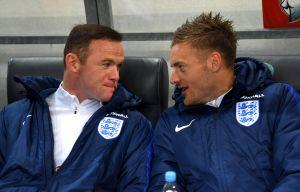Se dan con todo las esposas de Rooney y Vardy
