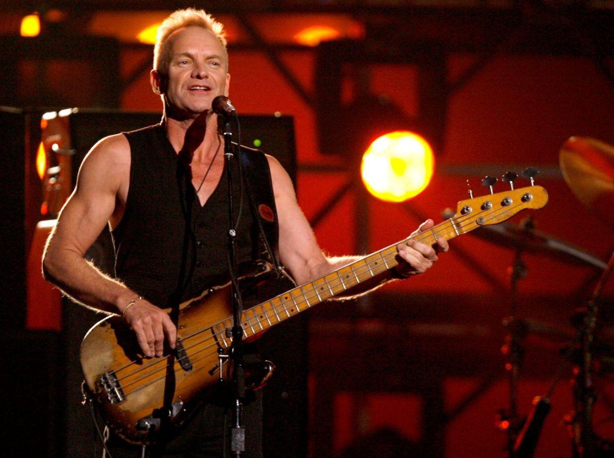 """La controversial razón por la que Sting escribió su icónico tema """"Every Breath You Take"""""""