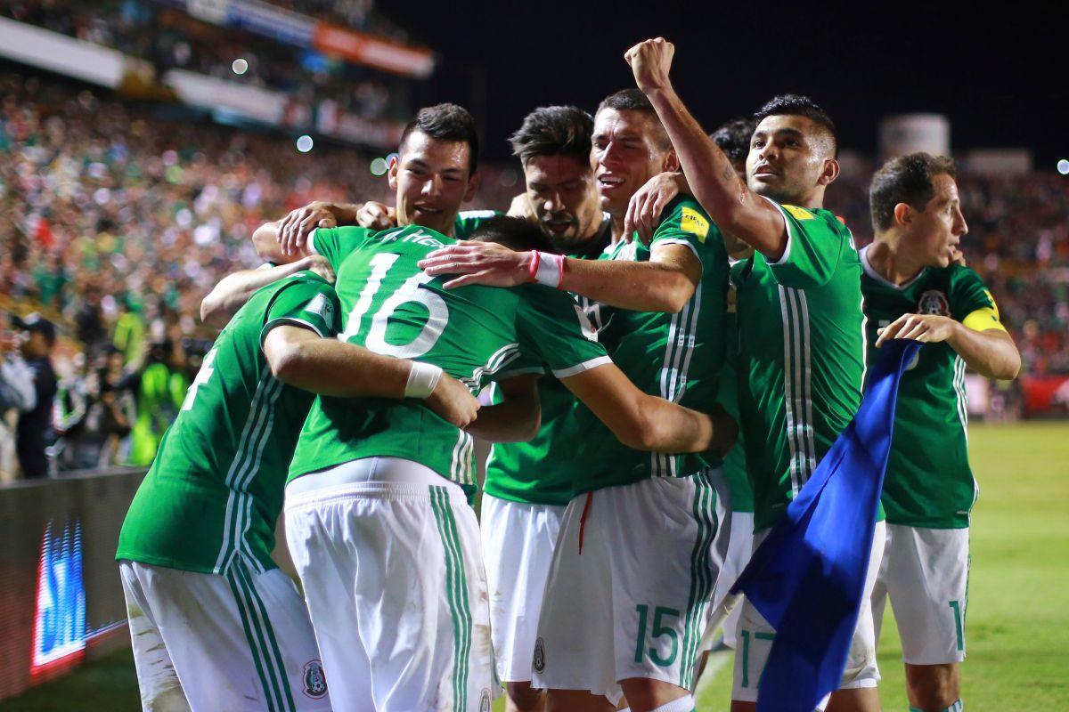 Los seleccionados mostraron su orgullo por ser mexicanos.