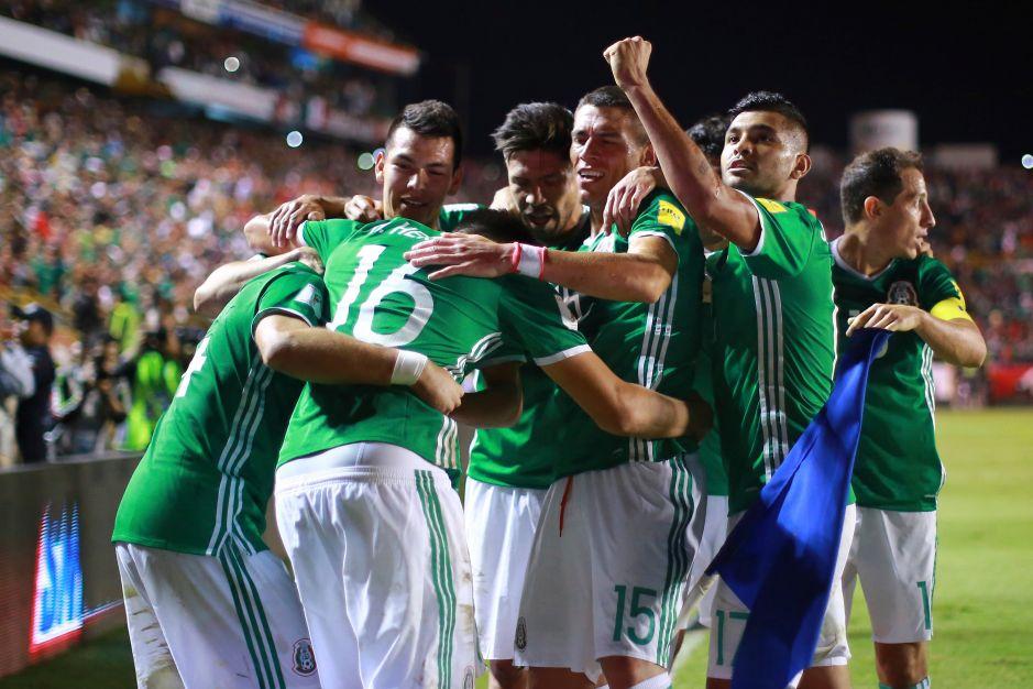 Selección Mexicana jugaría contra un campeón del mundo en Estados Unidos
