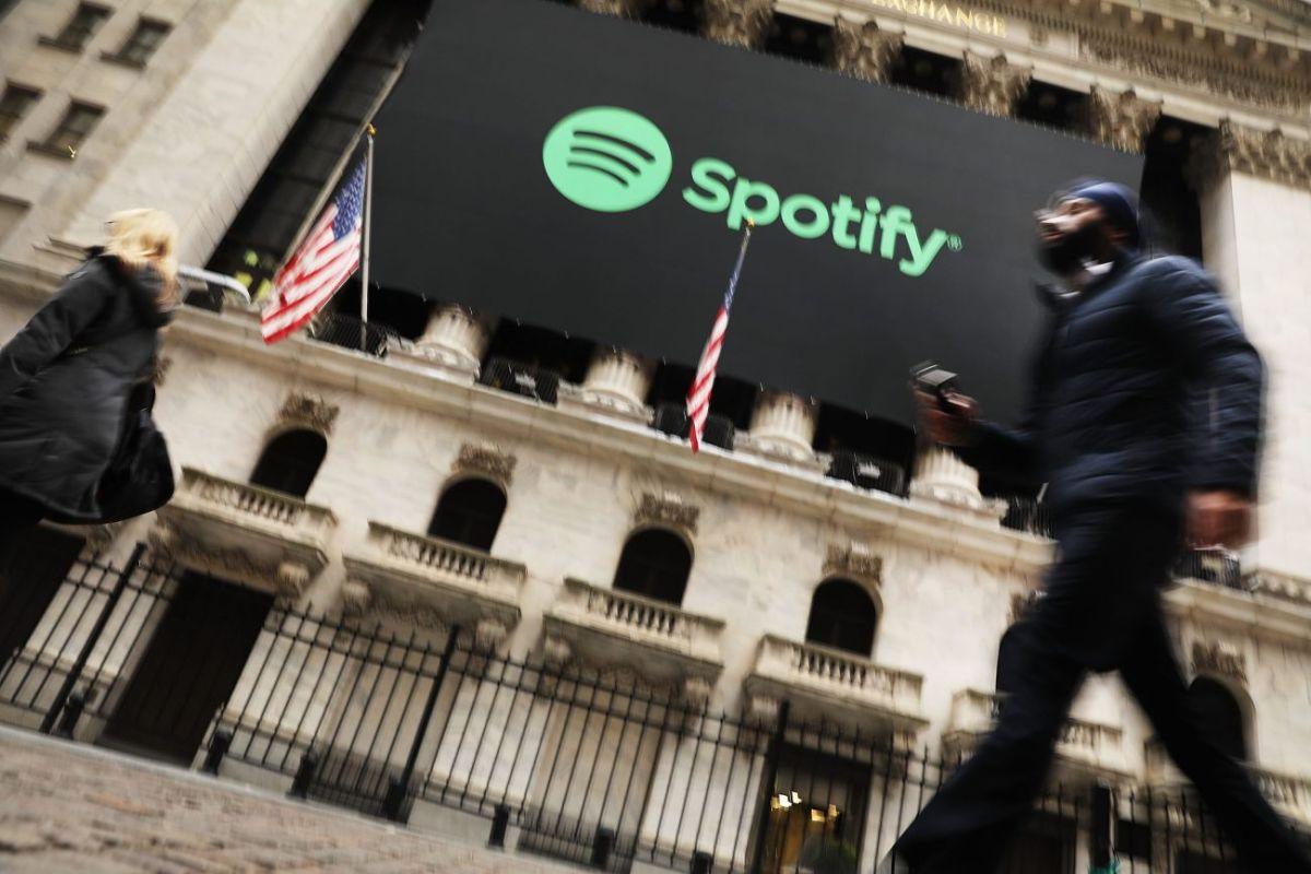 Spotify lanza función para ayudar a recaudar fondos para los artistas