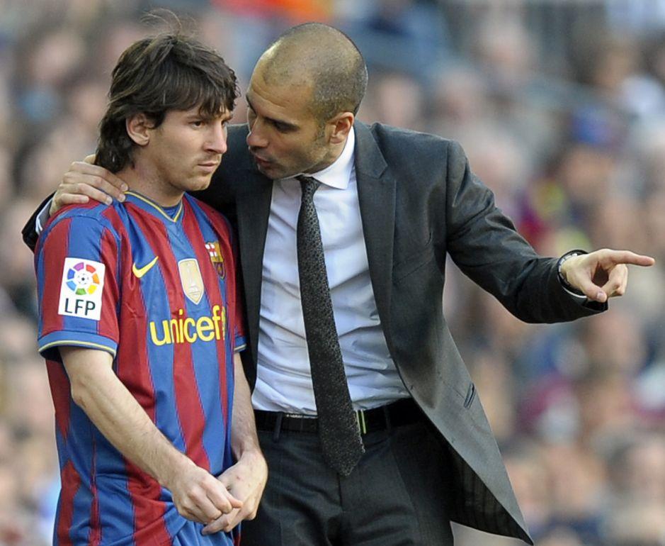 La curiosa anécdota de cuando Pep Guardiola conoció a Messi