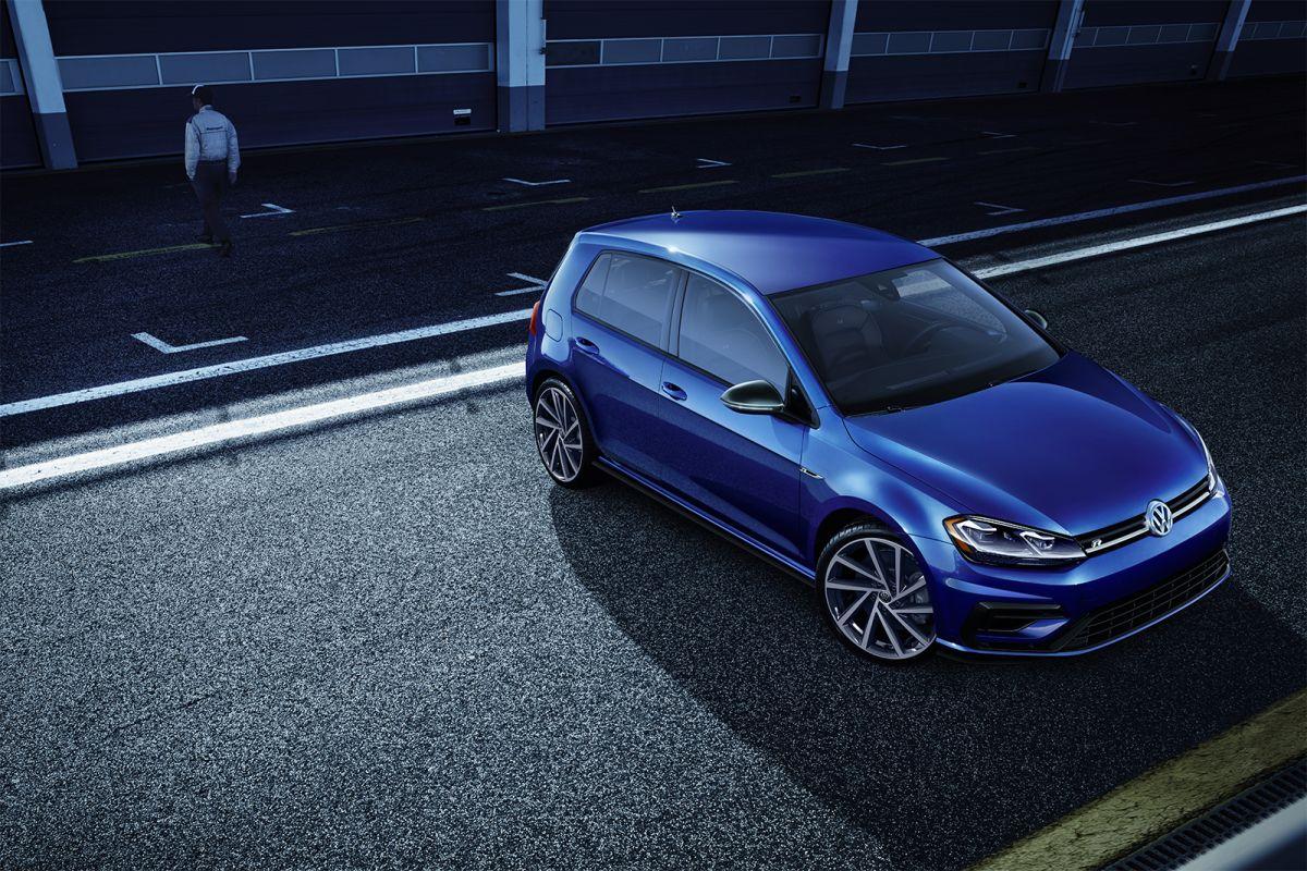 Estas son las variantes del Volkswagen Golf 2020