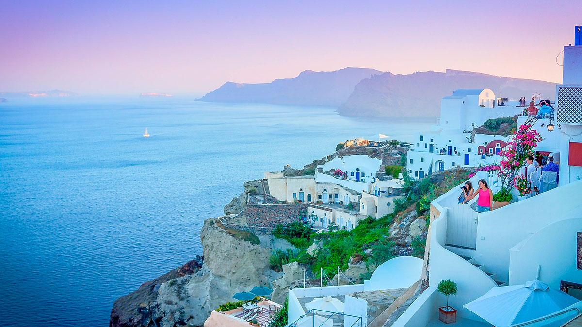 Empresa te paga por salir de vacaciones a Grecia durante 9 días