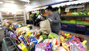 El 40% de los latinos en LA pasó hambre en 2020 a causa de COVID