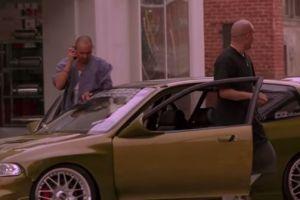 Un auto bastante poco habitual y nada glamoroso en Fast & Furious