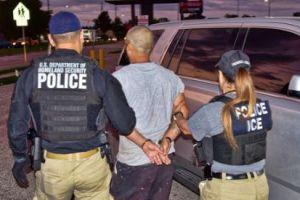 Indocumentado amenazó con matar agentes de ICE e ingresó 5 veces ilegalmente a EEUU