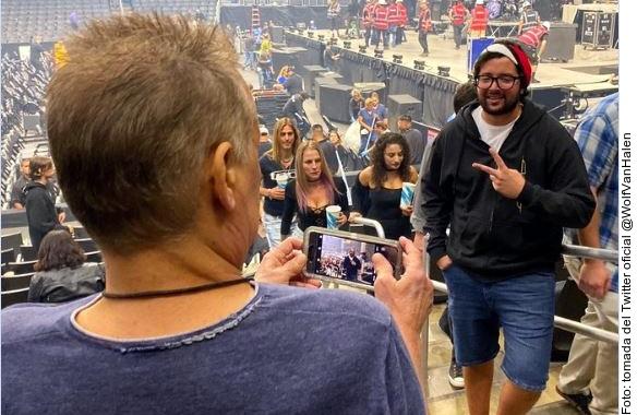 Fan de Tool ignora a Eddie Van Halen