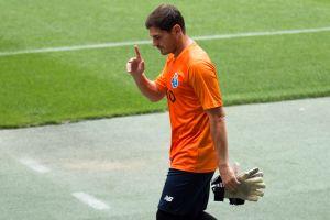 Honor a quien honor merece: Iker Casillas es el mejor guardameta de Portugal