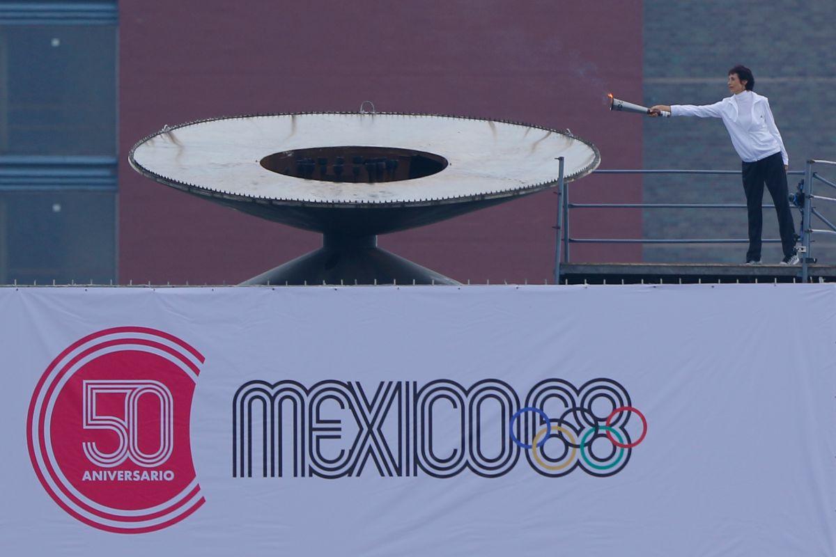 ¡México y el olimpismo de luto! Murió Enriqueta Basilio