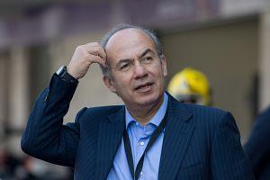 ¿Qué CV habrán visto? Ahora el expresidente de México, Felipe Calderón trabaja en la FIA
