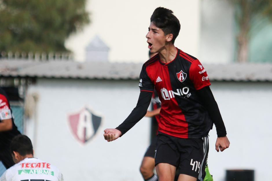 Continúa la dinastía: Hijo de Rafa Márquez debuta con las juveniles de Atlas