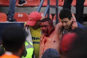 Autoridades investigan la violencia dentro del estadio de San Luis