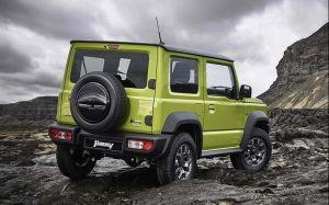 Olvida la Ford Bronco: Suzuki tiene una mejor alternativa