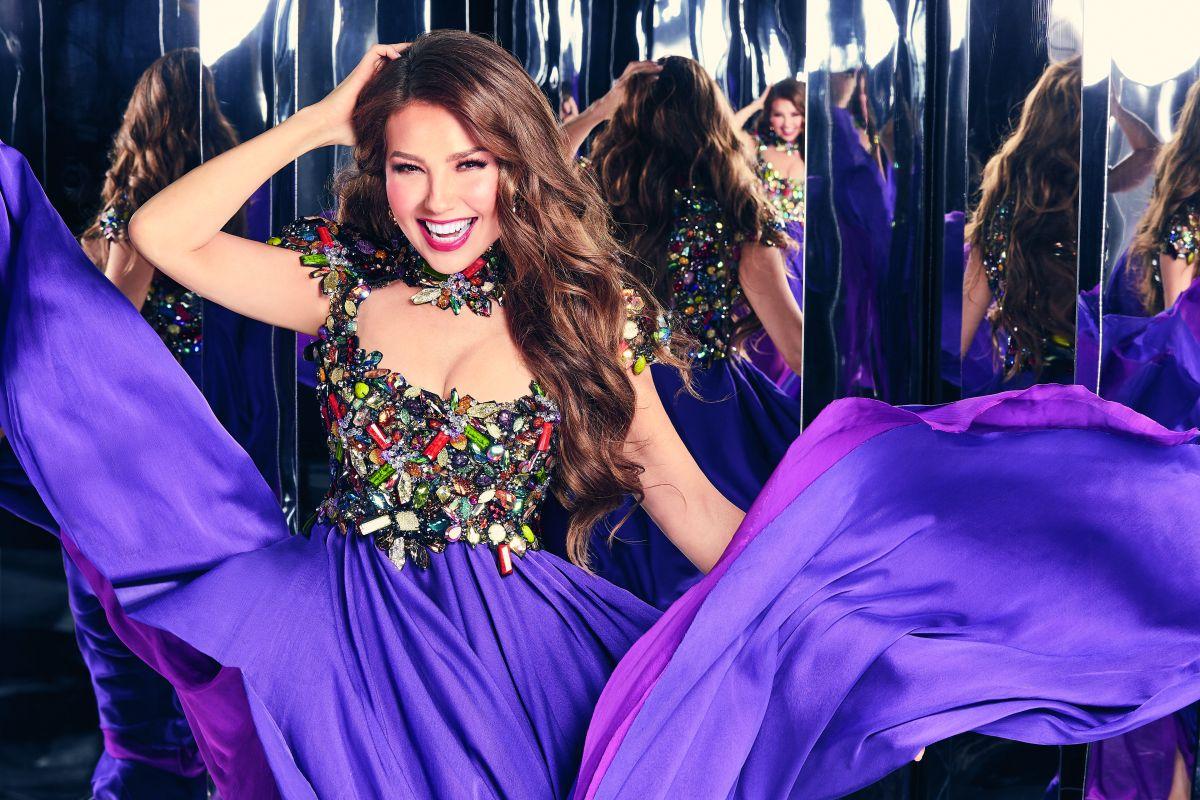 Los aromas que inspiran a Thalía