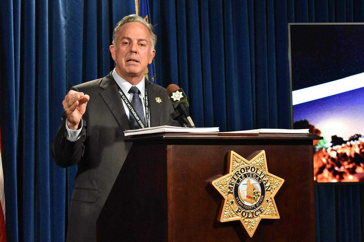 Policía de Las Vegas finaliza su colaboración con ICE
