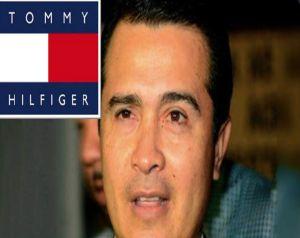 Tony Hernández ligado a El Chapo Guzmán, quería marca de cocaína con logo de Tommy Hilfiger